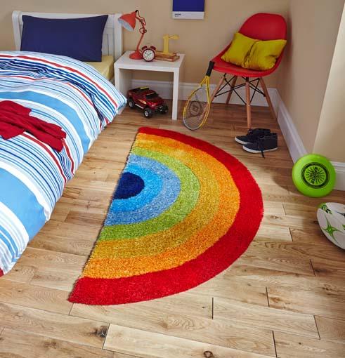 Hong Kong Rainbow 70x140 £49